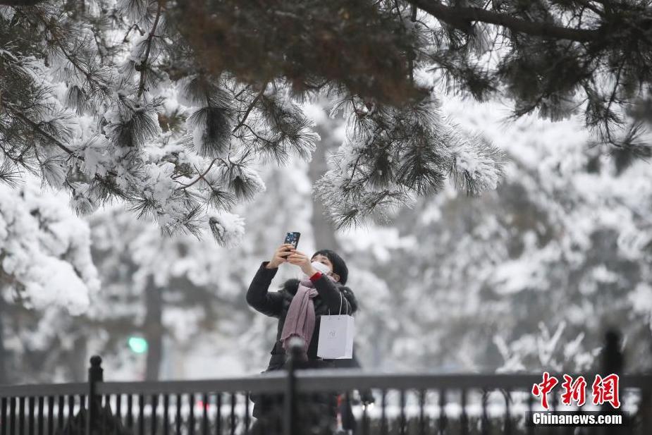 2020年全國多地迎首場降雪